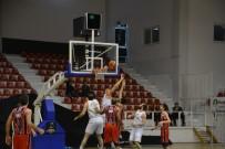 GÖKTÜRK - Türkiye Basketbol Ligi Açıklaması Petkim Spor Açıklaması 85 - Halk Enerji TED Ankara Kolejlileri Açıklaması 64