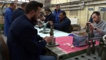 SELAHADDIN - Zeytin Dalı Harekatı'na İşçilerden Fazla Mesaili Destek