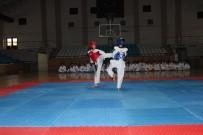 1. Dönem Teakwondo Kuşak Sınavı'nda 50 Öğrenci Ter Döktü