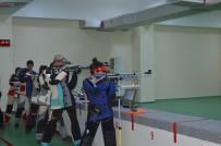 BERFIN - 10 Yaşındaki Berfin Havalı Silahla Olimpiyatlara Hazırlanıyor