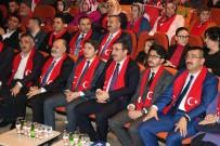 CEVDET YILMAZ - AK Parti Niğde Gençlik Kolları 5. Olağan Genel Kurulu Yapıldı