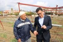 ATAY USLU - AK Partili Uslu Açıklaması 'Çiftçimiz Tesislerini Ve Ürünlerini Mutlaka TARSİM Yaptırmalı'