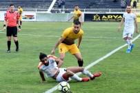 RAMAZAN AKSOY - Aliağaspor FK İlk Mağlubiyetini Aldı