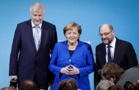 ÜST SINIR - Almanya'da 133 Gündür Hükumet Kurulamadı