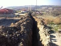 Altyapısı Olmayan Mahallenin Kanalizasyon İhtiyacı Giderildi