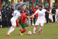 SEYRANTEPE - Amed Sportif, Tuzlaspor İle Golsüz Berabere Kaldı