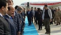 HATAY VALİSİ - Başbakan Yıldırım Hatay'da