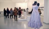 ADNAN MENDERES ÜNIVERSITESI - 'Bir Ulusu Giydirmek' Sergisi Gezenlere Geçmişe Yolculuk Yaptırdı