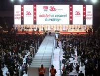 BAŞKANLIK SEÇİMİ - CHP Kurultayı'nda 2. gün! Parti Meclisi ve Yüksek Disiplin Kurulu üyeleri için seçim yapılacak