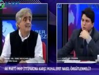 CHP - CHP'li isimden AK Parti'ye övgü