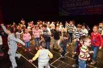 SINEMA FILMI - Çocuklar Tatilin Son Günü Gönüllerince Eğlendi