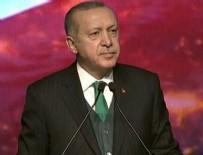 PKK TERÖR ÖRGÜTÜ - Cumhurbaşkanı Erdoğan: PKK'nın yaklaşımı ne ise CHP'nin de odur