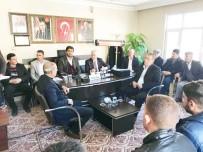 Danışma Meclisi Toplantısında 2017 Yılı Değerlendirmesi Yapıldı