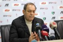 DENİZLİSPOR TEKNİK DİREKTÖRÜ - Denizlispor - Eskişehirspor Maçının Ardından