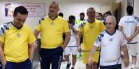 SALON FUTBOLU - ETÜ Spor Ve Etkinlik Salonu Açılışı Yapıldı