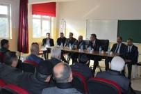 İŞSIZLIK - Genç'te 'Halk Buluşmaları'