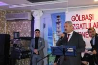 CEMİL ÇİÇEK - Gölbaşı Yozgatlılar Derneğinden Arabaşı Etkinliği