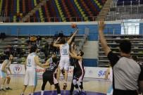 YENICEKÖY - Haliliye Basketbol Takımı, Bilecik'i Farklı Geçti