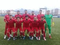 AYDOĞAN - İnönü Üniversitesispor Deplasmanda 4-1 Mağlup Oldu