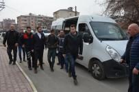 CİNAYET ZANLISI - Katil Zanlısı Tutuklandı