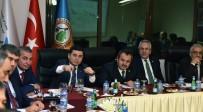 HÜSEYİN SAMANİ - Kepez'in 76 Yıllık Orman Sorununun Çözümü Çalışmaları