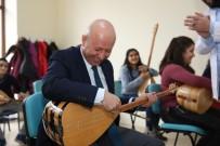 BAĞLAMA - Kocasinanlı Çocuklar Yarıyıl Tatilinde Hem Öğrendi Hem De Doyasıya Eğlendi