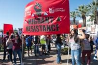 BARACK OBAMA - Los Angeles'ta DACA'ya Destek İçin Toplandılar