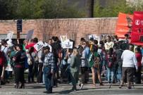 BARACK OBAMA - Los Angeles'ta Göçmenlere Destek İçin Toplandılar