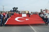 Mardin'den Operasyondaki Asker Ve Polislere Destek
