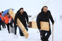 HıZıR - Rize'de 'Lazbord' İle Kayak Keyfi