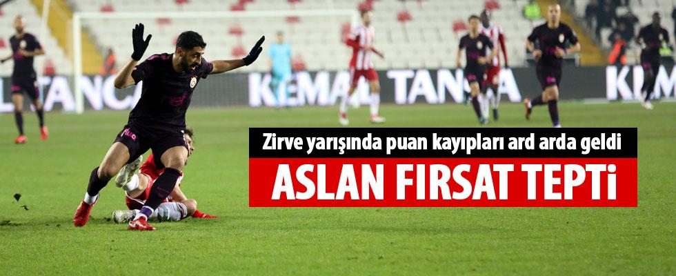 Sivasspor 2 - 1 Galatasaray