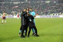 HAKAN BALTA - Spor Toto Süper Lig Açıklaması D.G. Sivasspor Açıklaması 2 - Galatasaray Açıklaması 1 (Maç Sonucu )