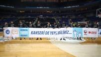 EFES - Tahincioğlu Basketbol Süper Ligi Açıklaması Fenerbahçe Doğuş Açıklaması 100 - Anadolu Efes Açıklaması 74