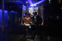 YOLCU MİNİBÜSÜ - Tekirdağ'da Yolcu Minibüsü İle Hafif Ticari Araç Çarpıştı Açıklaması 10 Yaralı