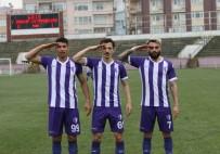 ÇARDAKLı - TFF 3. Lig Açıklaması Yeni Orduspor Açıklaması 1 - Diyarbekirspor Açıklaması 1