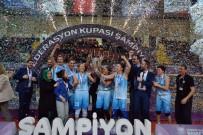 TÜRKİYE KADINLAR BASKETBOL LİGİ - TKBL Federasyon Kupası İzmit Belediyespor'un