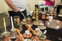 TÜRK KAHVESI - Türk Kahvesi Los Angeles'ta Fuara Damga Vurdu