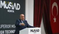 İHRACAT RAKAMLARI - 'Türkiye Asla Afrin Bölgesinde Kalıcı Değildir'