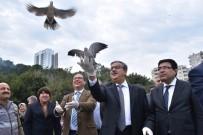 SAIT KARAHALILOĞLU - Vali Su, 100. Yıl Tabiat Parkı'nı Ziyaret Etti