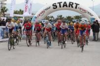 TÜRKIYE BISIKLET FEDERASYONU - Women Elite Yol Bisiklet Yarışı Sona Erdi
