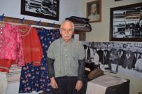ÇÖMLEKÇI - 66 Yıllık Terzi Tüm Malzemeleri Müzeye Bağışladı