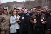 GİRESUN VALİSİ - Afrin Şehidine Son Görev