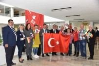 ADEM MURAT YÜCEL - Alanya Yabancılar Meclisinden Afrin Desteği