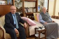 HÜRRİYET MAHALLESİ - Albayrak, Mehmet Serez Ve Muhtarlar İle Bir Araya Geldi