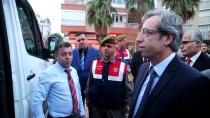 BAŞÖĞRETMEN - Antalya'da 'Güvenli Okul' Denetimi
