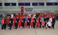 AKDENİZ OYUNLARI - Artistik Ve Ritmik Cimnastik Milli Takımları, Mersin'deki Kampını Tamamladı