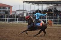 NURULLAH CAHAN - Atlı Cirit Turnuvasında Nefes Kesen Final