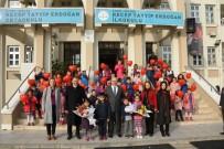 AYDIN VALİSİ - Aydın'da Ders Zili İkinci Kez Çaldı