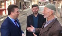 HAKKANIYET - Başkan Balta Açıklaması 'Yık Yap Yapacak Kadar Zengin Bir Belediye Değiliz'