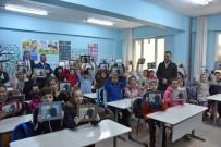 GÖKHAN KARAÇOBAN - Başkan Karaçoban'dan Öğrencilere Anlamlı Hediye